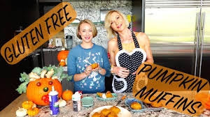 Halloween Special 2 3 Gails Pumpkin Muffins With Chloe