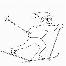 Ski Coloriages Actualités Vidéos Et Tutoriels Lire Et Apprendre