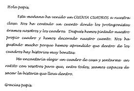 Carta Ninos De Primaria