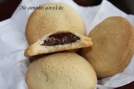 pate a biscuit facile sablés au nutella mes gourmandises qu on se le dise