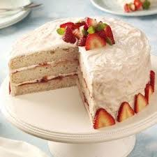Strawberry Jam Cake Recipe