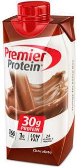 Premier ProteinR Chocolate Shake
