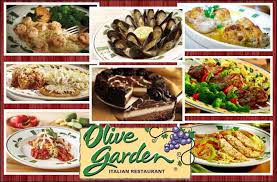 World Renowned American Italian Eatery Olive Garden Opens now in