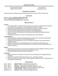 Resume Writing Gallery Of Sample Resumes