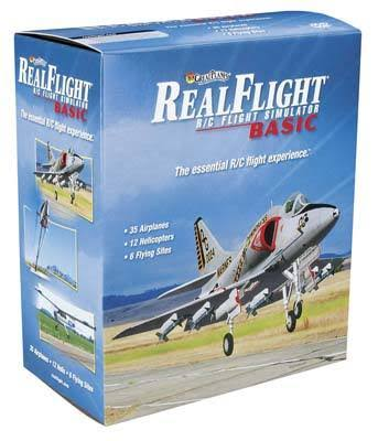 Great Planes Mode 2 Realflight Flight Simuator Accessory