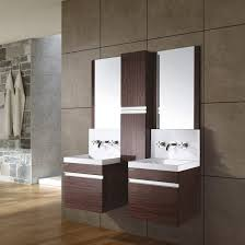 Bathroom Vanities With Matching Makeup Area by Double Vanity With Makeup Table Impressive Bathroom Vanities With