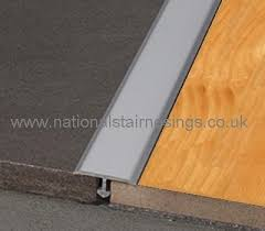 t floor dividing cover strip for same height tiles stone wood