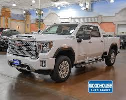 100 White Trucks For Sale Woodhouse New 2020 GMC Sierra 2500 Buick GMC