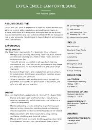 Professional Janitor Resume Sample & Writing Tips | Resume Genius Plain Ideas A Good Resume Format Charming Idea Examples Of 2017 Successful Sales Manager Samples For 2019 College Diagrams And Formats Corner Sample Medical Assistant Free 60 Arstic Templates Simple Professional Template Example Australia At Best 2018 50 How To Make Wwwautoalbuminfo You Can Download Quickly Novorsum Duynvadernl On The Web Great
