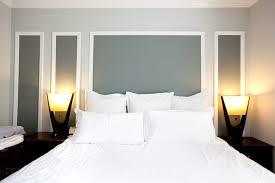 moderne schlafzimmer deko ideen und farbgestaltung in hell