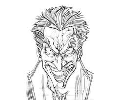 Best Batman And Joker Coloring Pages Awesome Color Design Ideas