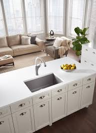 Blanco Silgranit Sinks Colors by Blanco Introduces The Space Saving Precis 24 U201d And 27 U201d Single Bowl