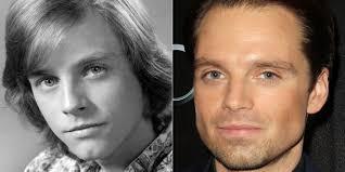 Mark Hamill And Sebastian Stan Lookalike Twins