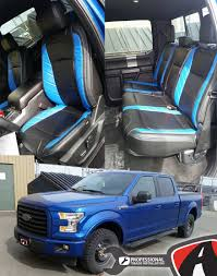 New Ford F150 With Katzkin Leather Seats Installed By Our Store In ...