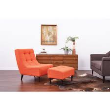 Hudson Tangerine Fabric Chair With Ottoman And Espresso Legs Accent Chair In Smokey Grey Wood And Upholstered Tangerine Lvet Stockport Manchester Gumtree Mid Century Modern Tweed Chair Traditional Warm Brown Upholstered Midcentury Walnut Cane With Side Tangerine Twist Burnt Orange Leather Cigar I Want Corinna Tate Ii Oulu Ding Pack Of 2 Putney Evita Chair Spaces Chairs Add Color Set The Fniture