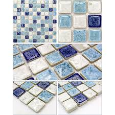 porcelain ceramic mosaic tiles kitchen backsplash cheap bathroom