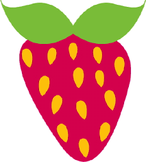 Strawberry clipart strawberry fruit clip art clipart org 2