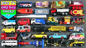 100 Youtube Trucks For Kids Vehicles Children Babies Toddlers School Bus Van