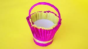 DIY Paper Bucket