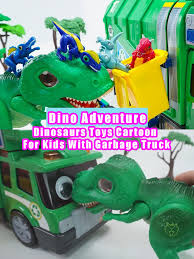 Watch 'Dino Adventure - Dinosaurs Toys Cartoon For Kids With Garbage ... Dump Truck Pictures For Kids 50 Coloring Pages 19493 Garbage Cartoon Kind Of Letters Toy Trucks For Fresh Toy Videos Colors Children To Learn With Super Games The Award Wning Hammacher Schlemmer Trash Video And Page Crews Rescue Man Trapped In Garbage Truck Juniata Section Of Binkie Tv Learn Numbers Youtube Top 15 Coolest Toys Sale In 2017 And Which Is April