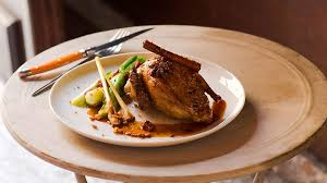 cuisine pigeon pigeon with gingerbread pigeon au d épices recipe sbs food