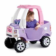 Shop Little Tikes Princess Cozy Truck - Free Shipping Today ...