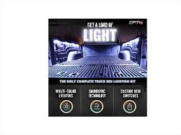 OPT7 AURA LED 8pc Truck Bed Lighting Kit - Multi-Color Bright Work ... How Does Everyone Hook Up Their Bed Lighting Amazoncom Aura Led 8pc Truck Bed Lighting Kit Multicolor 24led Light Strips Accsories Ford F150 Bozbuz Lilianduval Aftermarket Leader Streetglow Inc Proudly Presents Bedroom Design Lights 7 Elegant 2018 Igenyesbutor Opt7 Bright Work K61 Xtl Technology Extreme Ledglow Truck Bed White Lighting Light Kit For Chevy Dodge Dinjee Glo Rails A Unique Light Bar Or Truck Rail That Can