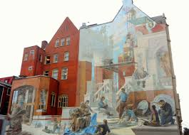 Philly Mural Arts Map by Roadboys Travels Philadelphia Street Art