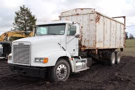 FREIGHTLINER Commercial Trucks For Sale Buy2ship Trucks For Sale Online Ctosemitrailtippmixers 2016 Freightliner Evolution Tandem Axle Sleeper For Sale 11645 Freightliner In Illinois Youtube For Sale In North Carolina From Triad Scadia125 Montgomery Texas Price 33900 2019 M2 106 Cab Chassis Truck 4585 New Trash Truck Video Walk Around At 2007 Classic Daycab 565789 Trucks 2005 Fld120 Dump White City Or