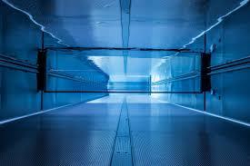Underwater Swimming Pool Door Hotel Sonnenparadies