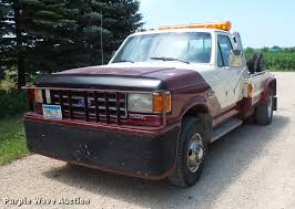 100 New Tow Trucks 1991 Ford F450 Tow Truck Item DV9446 SOLD August 15 Veh