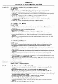 Sample Resumes For Electrician Beautiful Electrician Resume Sample ...