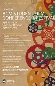 ACM Student Film Conterence Festival