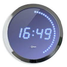pendule moderne cuisine horloge pour cuisine horloge murale chiffres pendule pour