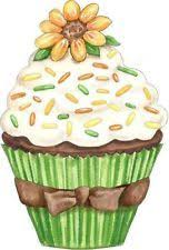Cupcake clipart fancy 4