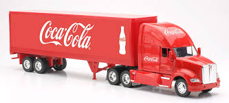 Amazon.com: Coke Coca-Cola Semi Truck Vehicle 1:32 Scale Toy ... Coca Cola Christmas Truck Tour Dates Announced 2015 Great Days Out Coca Cola Pepsi 7up Drpepper Plant Photosoda Bottle Vending Coke Truck For Malaysia Is It Pinterest Cacola Interactive Map Gb 443012 Led Light Up Red Amazoncouk In Belfast Live 1980s With Accsories Spotted Studio All Set Cacola Philippines Mickey Bodies Cocacola Liverpool 2017 Echo Bottling Coplant Photococa Machine The Onic Tower Bridge Ldon