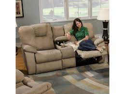 Southern Motion Power Reclining Sofa southern motion avalon power reclining sofa with console