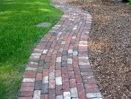 Photo Of Brick Ideas by Best 25 Brick Path Ideas On Brick Pathway Brick