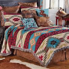 Indische Mandala Quilt Bettbezug Reversible Bettwäsche