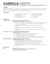 Operations Manager Resume Objective Examples Of Supply Chain