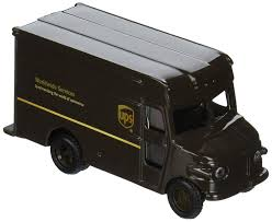 100 Ups Truck Toy Amazoncom UNITED PARCEL SERVICE UPS 4 P600 Package Car Delivery