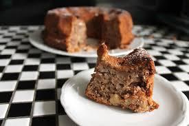 apfel walnuss kuchen mit schokolade elas universe