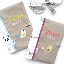 protège carnet de santé personnalisé bastyla cadeaux de naissance