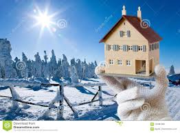 100 Hill Country Insulation Heating System For Houses Winter Landscape With