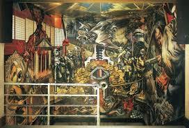 David Alfaro Siqueiros Murales Y Su Significado by El Tormento De Cuauhtémoc 1950 De David Alfaro Siqueiros 1896