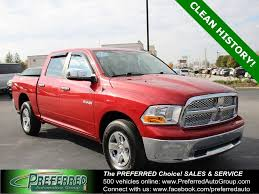 100 Preferred Truck Sales 2010 Dodge Ram 1500 For Sale In Fort Wayne Indiana 46805