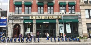 Barnes & Noble - Bookstore - New York Guide | Mitzie Mee Barnes Noble On Fifth Avenue In New York I Can Easily Spend The Jade Sphinx We Visit Planted My Selfpublished Book Nobles Shelves And Rutgers To Open Bookstore Dtown Newark Wsj 25 Best Memes About Bookstores 375 Western Blvd Jacksonville Nc Restaurant Serves 26 Entrees Eater Books Beer Brisket As Reopens The Galleria Jaime Carey Leaving Dancers Among Us Is Featured Today By One Day Monroe College Opens With Starbucks Gears Up For Battle With Amazon Barrons