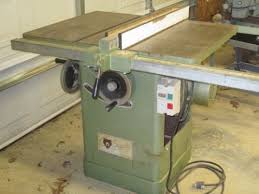 Used Grizzly Cabinet Saw by Table Saw From Craig U0027s List Page 2 Power Tools Wood Talk Online