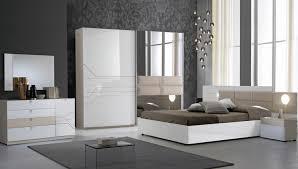 schlafzimmer set svetlana weiß beige 160x200 yatego