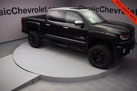 2018 Chevrolet Silverado 1500 Crew Cab Short Box 4 Wheel Drive LTZ Z71